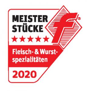 Auszeichnung 2020